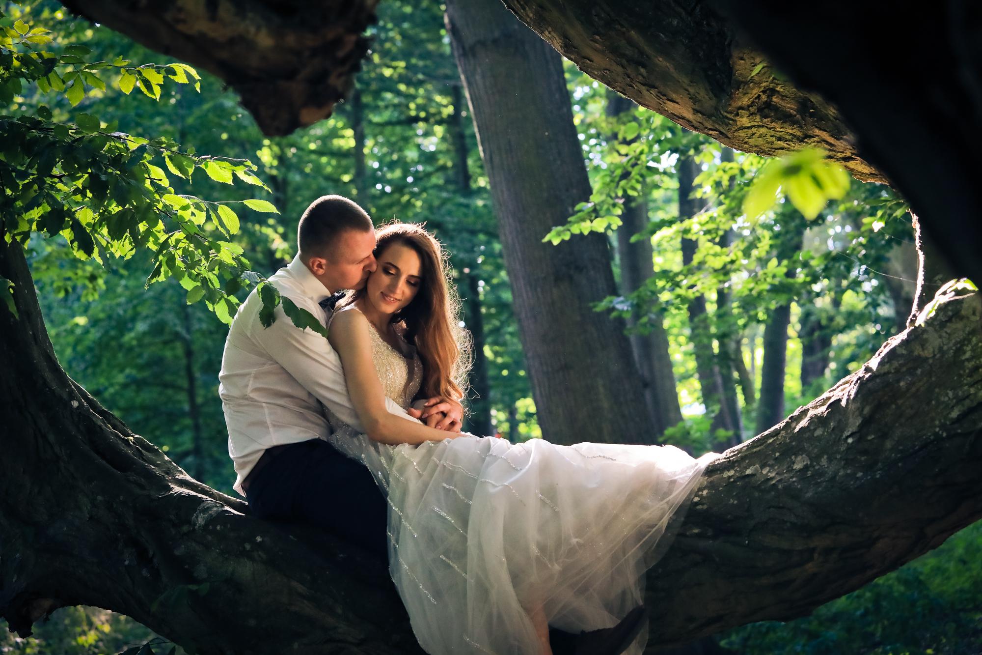 zdjęcia ślubne w gdyni